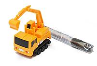 Индуктивный игрушечный автомобиль Inductive Truck (движется по нарисованному маршруту), фото 6