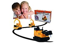 Индуктивный игрушечный автомобиль Inductive Truck (движется по нарисованному маршруту), фото 8