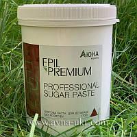 Шугарінг без розігріву Epil Premium Subtle, 1700 г, для епіляції, депіляції волосся