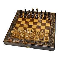 Шахматы + Нарды, 32х32 см, фото 1
