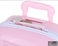 Детская электронная копилка сейф с кодовым замком и звуковыми эффектами, Свинка, фото 2