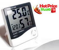 Часы Термометр Гигрометр HTC-1 3в1, фото 7