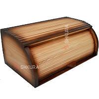 Хлебница деревянная 02