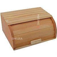 Хлебница деревянная 03