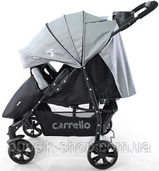 Коляска прогулочная CARRELLO Forte CRL-1408 GREY