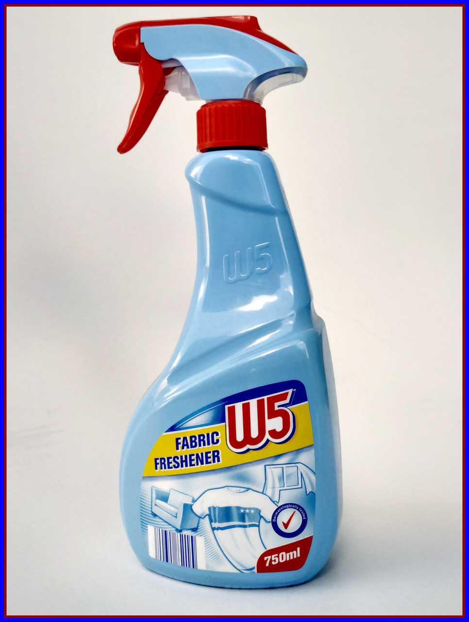 Спрей для видалення запахів W5 від запаху fabric свіже 750мл