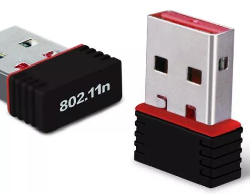 USB 2.0 Wi-Fi адаптер MT7601 150Мбит/с 2.4 Ghz беспроводная сетевая