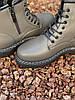 Ботинки женские демисезон Horoso на шнурках серые, фото 9