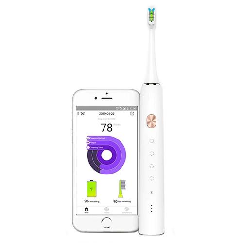 Розумна звукова зубна щітка Xiaomi Soocas X3 Soocare, біла