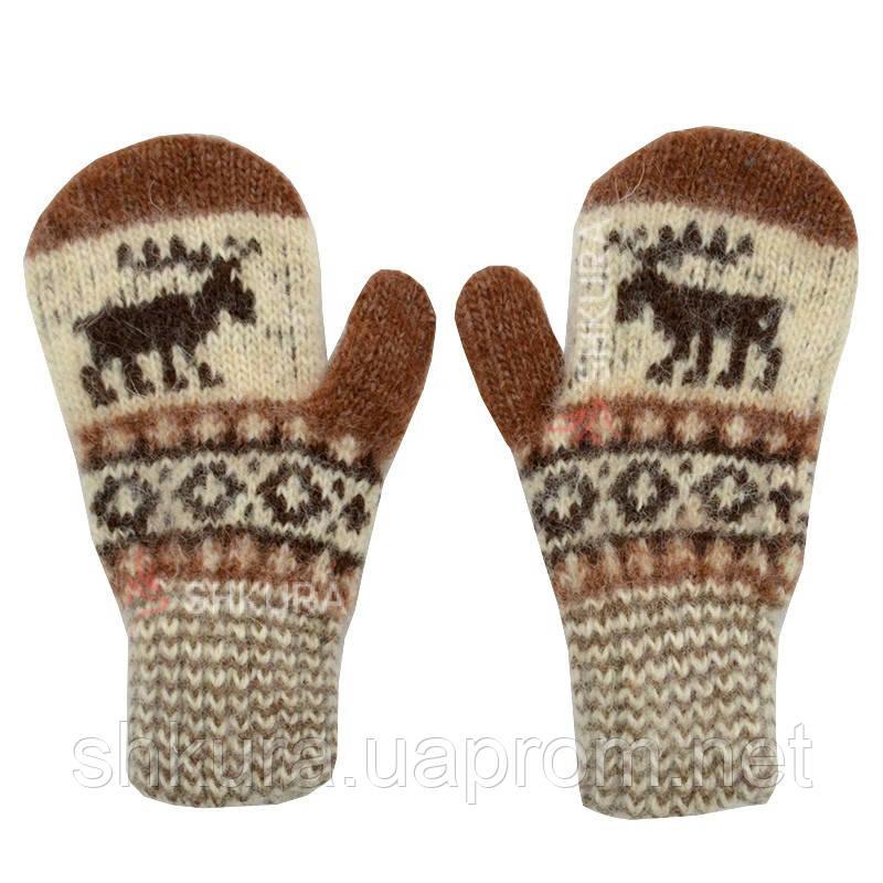 Дитячі рукавиці, 4-7 року. 03