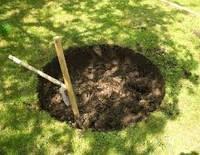 Выкопать колодец.