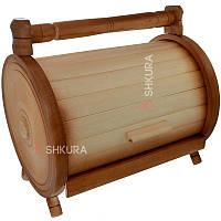 Хлебница деревянная 10