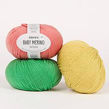 Пряжа Drops Baby Merino