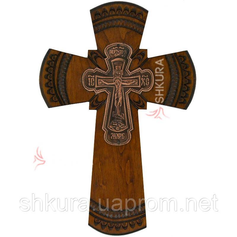 Різьблений хрест С12