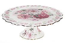 Подставка для торта фарфоровая Сад мечтаний, 30см BonaDi 572-108