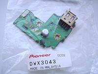 Плата USB DWX3043 для Pioneer  cdj2000