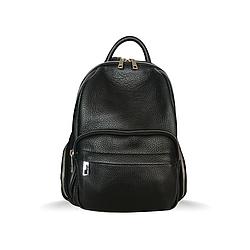 Рюкзак жіночий міський Betty Pretty з натуральної шкіри 973BLK