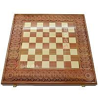 Шахматная доска. 50х50, фото 1