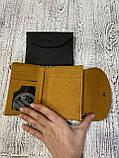 Женские кошельки портмоне мягкие (2цвета)11*13см, фото 3