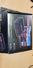 HDMI сплиттер активный 1080 2K 3D 4 порта 1 вход->на 4 экрана Splitter, фото 2