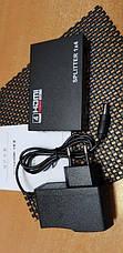 HDMI сплиттер активный 1080 2K 3D 4 порта 1 вход->на 4 экрана Splitter, фото 3
