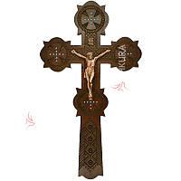 Резной крест К13