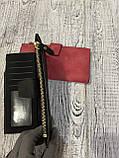 Женские кошельки на кнопке (2цвета)19х9см, фото 2