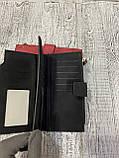 Женские кошельки на кнопке (2цвета)19х9см, фото 3