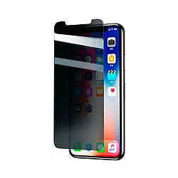 Защитное стекло Baseus 0.3 mm Full-glass Anti-peeping Tempered Glass Film For iPhone XS Max/11 Max (
