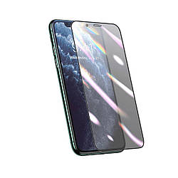Защитное стекло Baseus Full-Screen Curved Composite Film 0.25 mm для iPhone XS Max/11 Pro Max Black