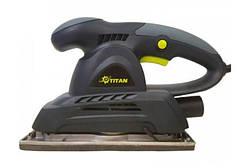 Вибрационная шлифовальная машина Титан BPSM350