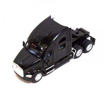 Трейлер KINSMART Kenworth T700 (черная) KT5357W