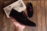 Мужские  кожаные туфли  VanKristi, фото 7