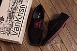 Мужские  кожаные туфли  VanKristi, фото 8