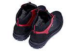 Мужские зимние кожаные ботинки ZG  Flotar Red style, фото 6