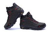 Мужские зимние кожаные ботинки Merrell Olive  ., фото 5