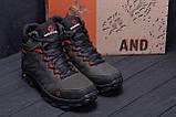 Мужские зимние кожаные ботинки Merrell Olive  ., фото 8