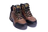 Мужские зимние кожаные ботинки Jack Wolfskin Outdoor Olive  ., фото 4