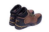 Мужские зимние кожаные ботинки Jack Wolfskin Outdoor Olive  ., фото 6