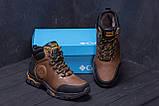 Мужские зимние кожаные ботинки Jack Wolfskin Outdoor Olive  ., фото 8