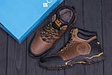 Мужские зимние кожаные ботинки Jack Wolfskin Outdoor Olive  ., фото 10