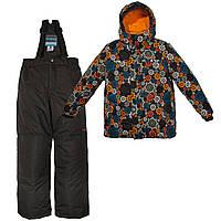 Куртка, полукомбинезон Gusti Zingaro 4867ZWB Оранжевый Размеры на рост 92, 98, 104, 110, 116, 122 см