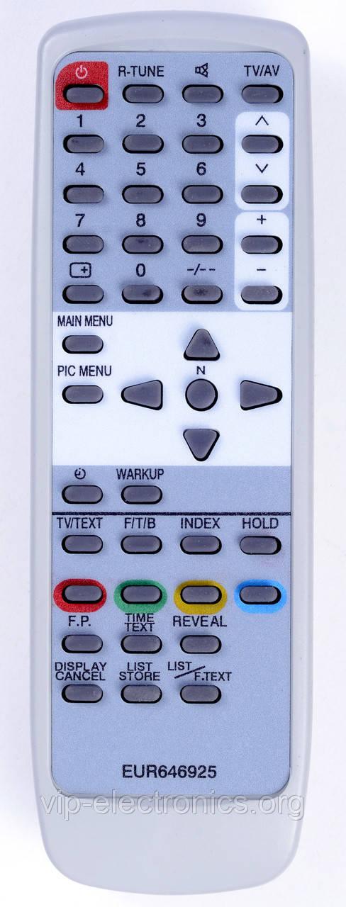 Пульт Panasonic  EUR646925 (TV)