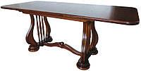 Стол обеденный Лира190см разные цвета,140(+50)х85см
