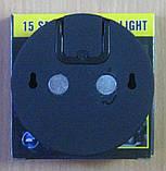 Фонарь кемпинговый TX-015 на батарейках с магнитом, фото 2