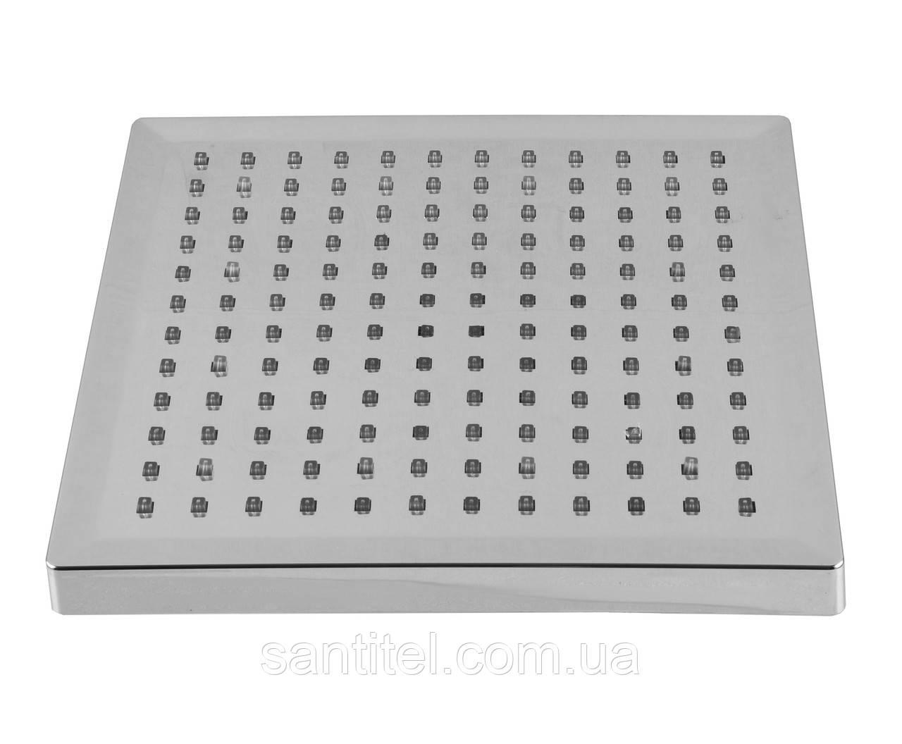 Лейка душевая ТРОПИК Globus Lux HLS-12 LED