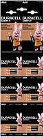 Батарейка Duracell lr03 mn2400 2 штуки (5008714)