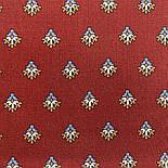 Джаз 1917-16, павлопосадский шарф (кашне) шерстяной  двусторонний мужской с осыпкой, фото 6