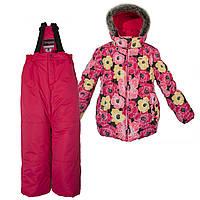 Куртка, полукомбинезон Gusti Zingaro 4872ZWG Розовый Размеры на рост 92, 98, 104, 110, 116, 122, 134 см