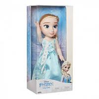Игровая Кукла для девочек Принцесса Эльза Холодное Сердце в волшебном наряде 38 см - Elsa Frozen Disney